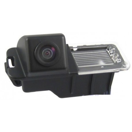 Telecamera luce targa volkswagen golf 6 for Camera targa