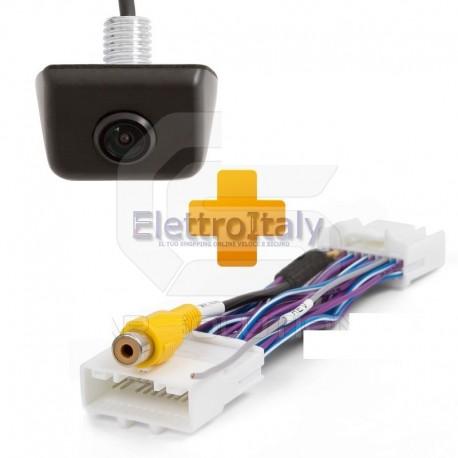 Telecamera targa renault dacia opel medianav for Camera targa