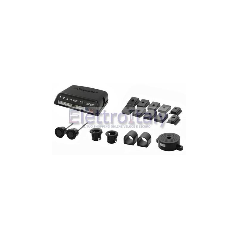 Kit di sensori di parcheggio anteriori con autoblanking for 2 box auto con kit di appartamenti