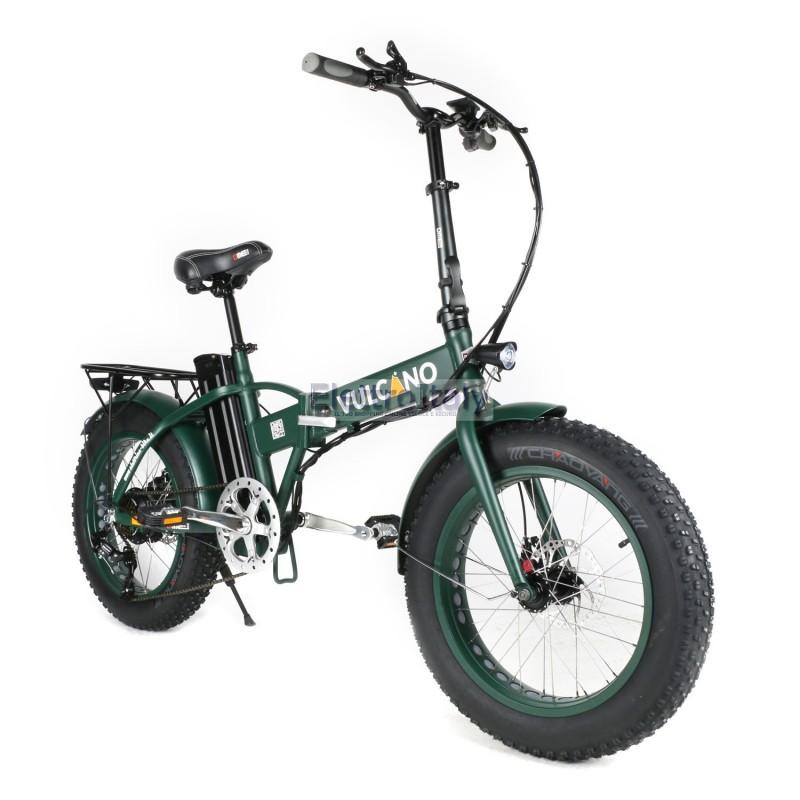 Fat bike 20 ver 20 pieghevole bicicletta elettrica for Bici elettrica assistita