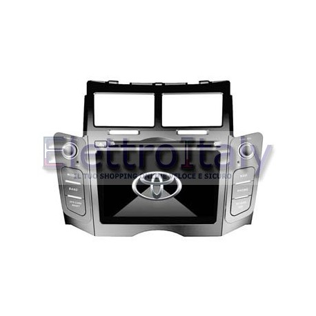 Autoradio Navigatore Toyota Yaris 2007 2011 Multimediale ARM11