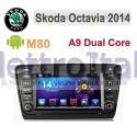 Navigator Mercedes Classe C Multimedia Android 4.4