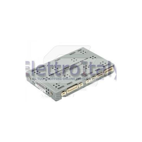 Interfaccia Audi MMI 3G VW RNS 850 con PAS Multimediale
