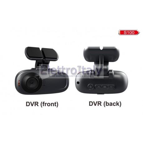 DVR registratore Full HD per Navigatori S100