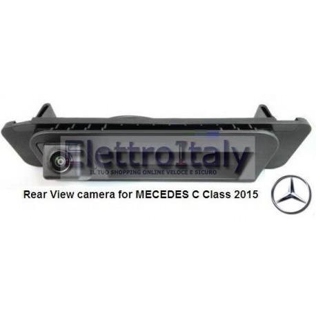 Telecamera maniglia baule Mercedes Classe C 2015 W205 MOD.9815