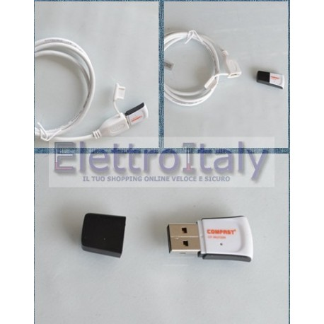 Chiavetta USB WiFi per modelli S100