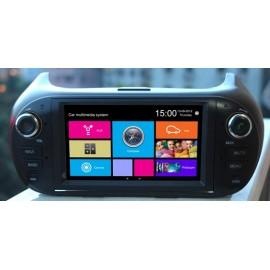 Navigatore Autoradio Fiat Fiorino,Qubo, CitroenNemo Blue & Me Multimediale