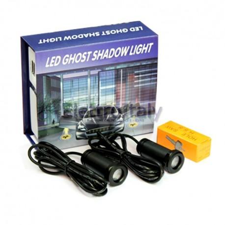 Coppia Lampade LED LOGO