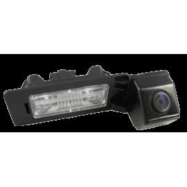 Telecamera luce targa SKODA AUDI A4L A1 TT A5 Q5 MOD.9952
