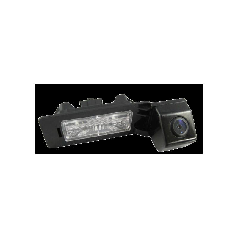 Telecamera luce targa audi a4l a1 a5 q5 for Camera targa