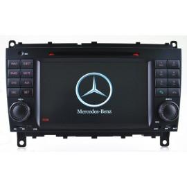 Navigatore Mercedes Classe CLK W209 Multimediale 8812