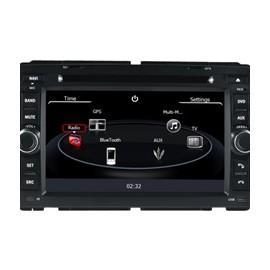 Autoradio Navigatore Hummer H1 H2 Multimediale