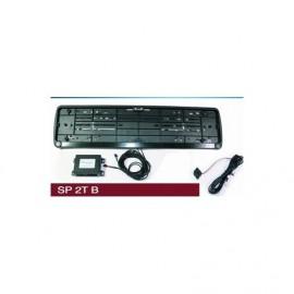 Sensori di parcheggio su supporto targa SP2TB