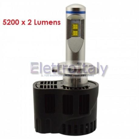 Coppia Lampade LED 55W 5200 Lm