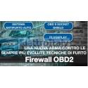 Firewall OBD2 anti intrusione centralina con telecomando