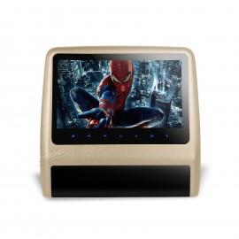 Monitor 9 pollici DVD poggiatesta HD con HDMI XTRONS