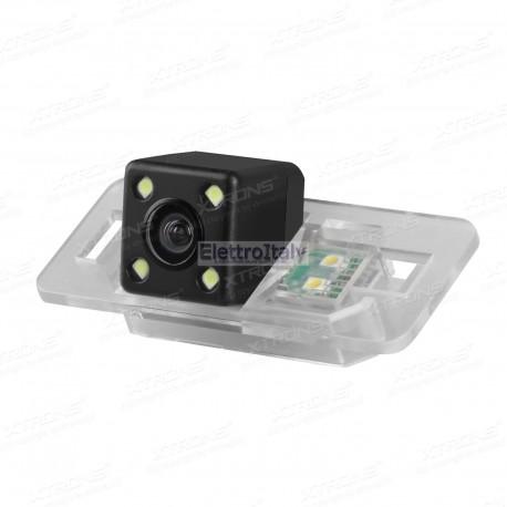 Telecamera luce targa Bmw E46 E39 X5 X6 X1 MOD.9643