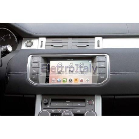 Navigatore Android Range Rover Evoque