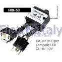 Kit Can-BUS per Lampade LED XL H4 - 12V
