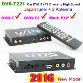 Decoder Digitale Terrestre MPEG4 S100 T1808