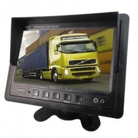 Monitor 7 pollici doppio ingresso video