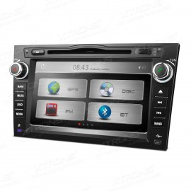 Autoradio Navigatore Honda CRV 2007 2011 Multimediale xtrons