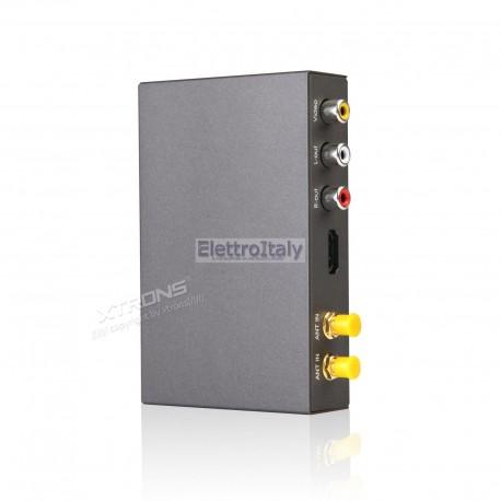 Decoder Digitale Terrestre Mpeg4 DVR HDMI xtrons