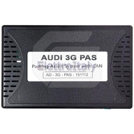 Modulo per telecamera posteriore per Audi MMI 3G con guida parcheggio attiva