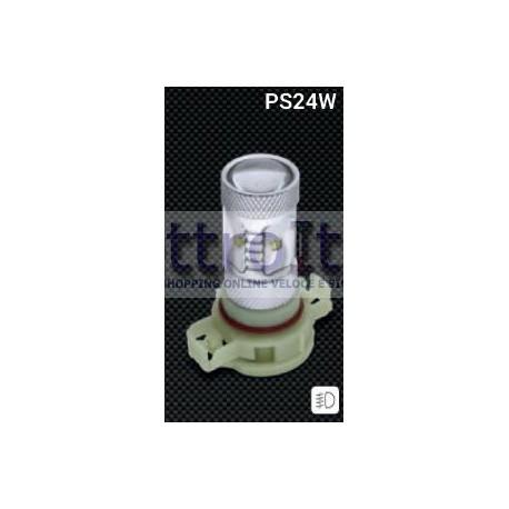 Coppia Lampade led H16 9-28V 30W con lenticolare