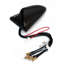 Antenna Shark Pinna Radio FM GPS GSM DVBT