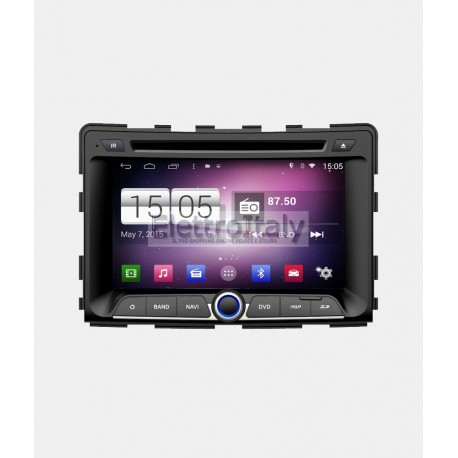 Navigatore Ssangyong Rodius Android 4.4.4 Quadcore S160
