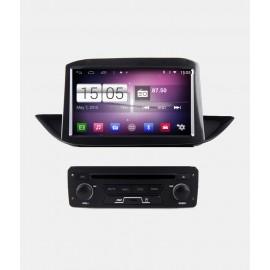 Navigatore Peugeot 308 Android 4.4.4 Quadcore S160