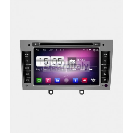 Navigatore Peugeot 308 408 Android 4.4.4 Quadcore S160