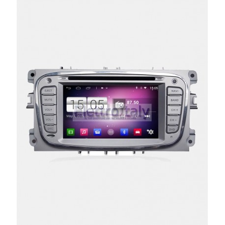 Navigatore Ford Mondeo focus Smax Android 4.4.4 Quadcore S160