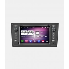 Navigatore AUDI A6 Android 4.4.4 Quadcore S160