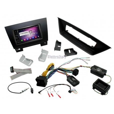 Kit Autoradio Navigatore BMW X1 Multimediale Android 4.4