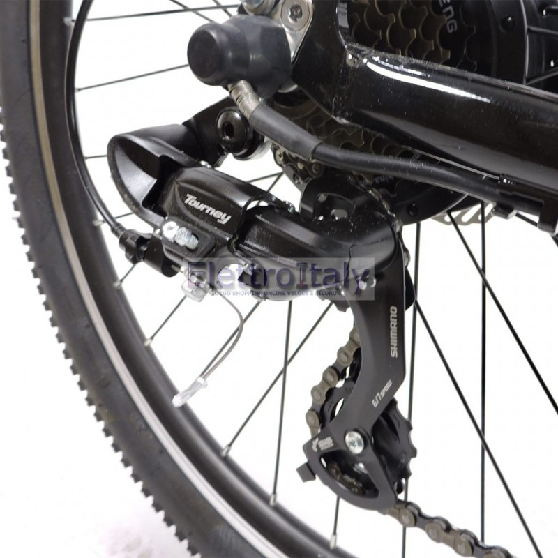 Mountain Bike Elettrica 28 Bicicletta A Pedalata Assistita Pieghevole