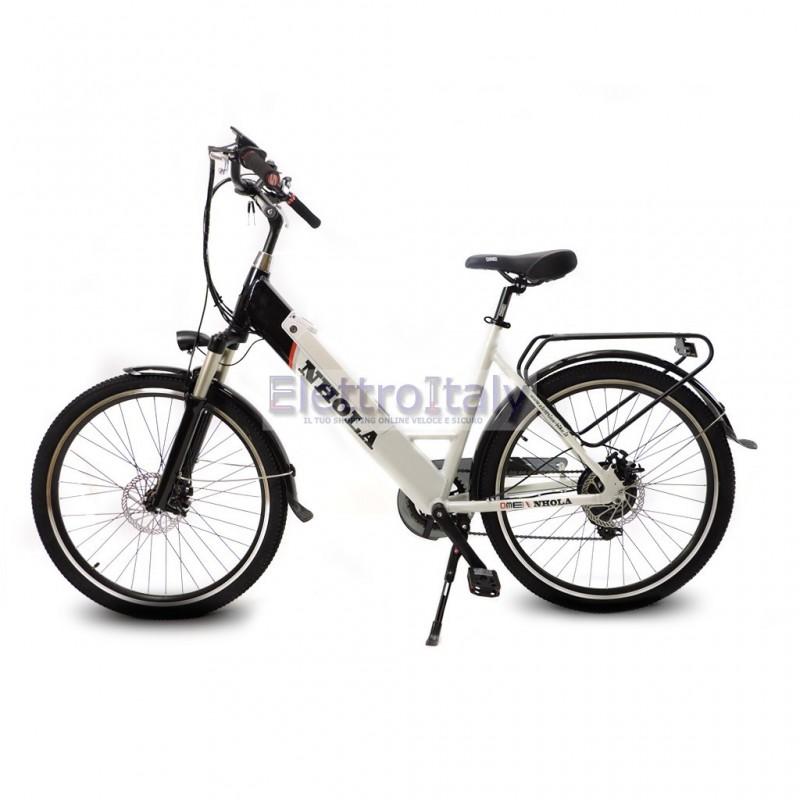 City bike elettrica 26 bicicletta bici elettrica pedalata for Bici elettrica assistita