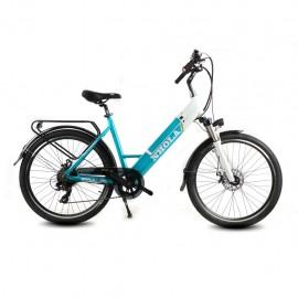 """City-bike elettrica 26"""" Bicicletta bici elettrica pedalata assistita"""
