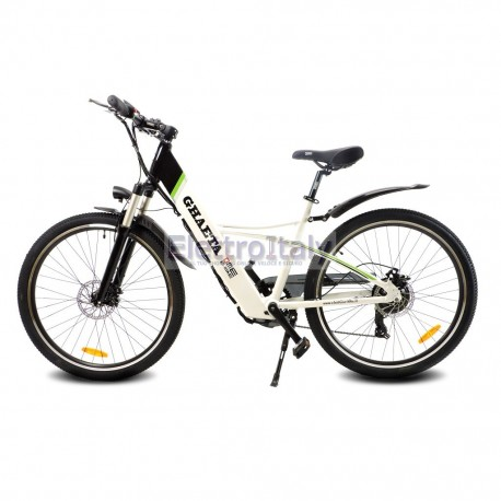 "City-bike elettrica 28"" Bicicletta elettrica pedalata assistita litio"