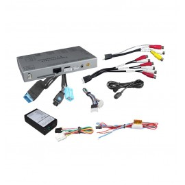 INTERFACCIA VIDEO PER SISTEMI OPEL DVD NAVI 900, DVD NAVI 800, DVD NAVI 600, CD500, CD600 INTELLILINK, NAVI 950