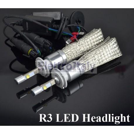 Coppia Lampade LED 40W 6000K 4800 Lm