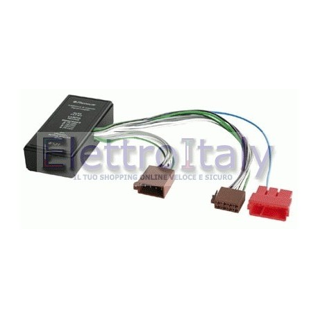 Interfaccia per M-OF7040 e M-OF7050 con amplificatore audio originale