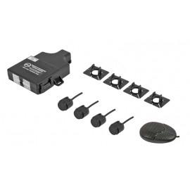 Sensori di parcheggio a filo posteriori autoblanking phonocar