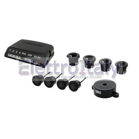 Kit di Sensori di parcheggio anteriori con Autoblanking phonocar