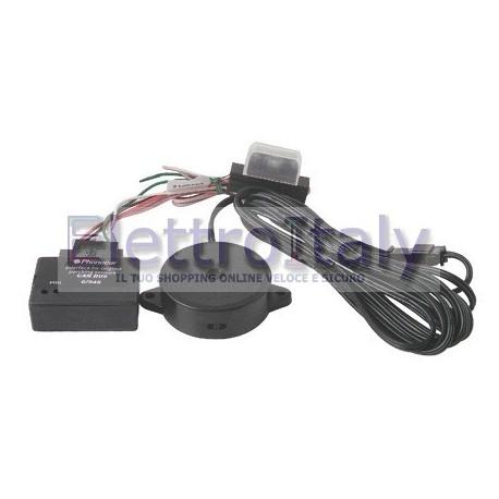 Interfaccia per sensori di parcheggio originali BMW CITROEN Land ROVER PEUGEOT phonocar