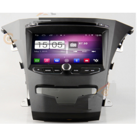 Navigatore Ssangyong korando Android 4.4.4 Quadcore S160