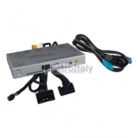 INTERFACCIA VIDEO PER AUDI A1 A4 A5 A6 A7 A8 Q5 Q7 CON MMI 3G 3G+