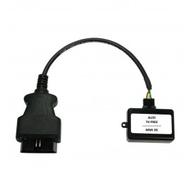AUDI INTERFACCIA OBD SBLOCCO VIDEO IN MOVIMENTO PER SISTEMI MMI 3G / 3G+ (4G)