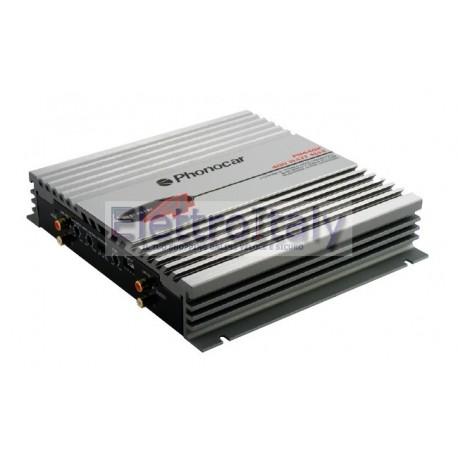 Amplificatore Serie4 4 Canali 2x120W phonocar